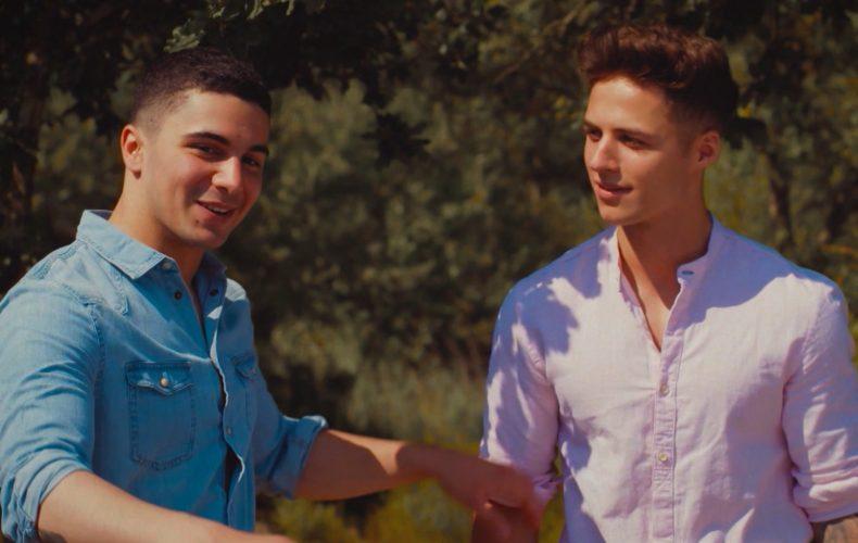 Lautner – Premier clip «Par Amour»